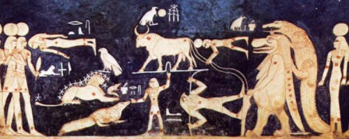 Ancient Egypt: The astrology