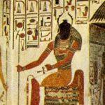 The God Khepri