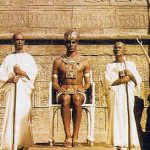 Pharaohs: the consecration