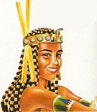 Acconciatura antico Egitto