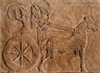 I terribili eserciti degli Assiri