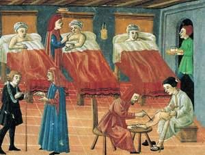 Ospedali Medioevo