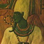 Karnak: culto di Osiride