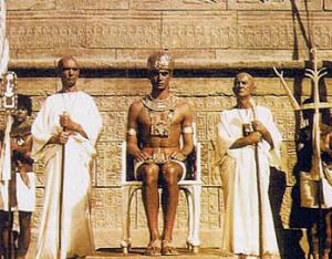 Faraoni: la consacrazione