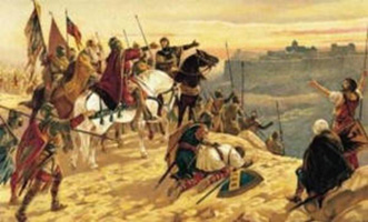 Crociate Medioevo