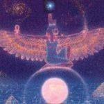 Iside:meditazione lunare