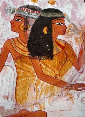Loto antico Egitto