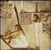 Musica antico Egitto