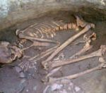 Tomba paleolitico